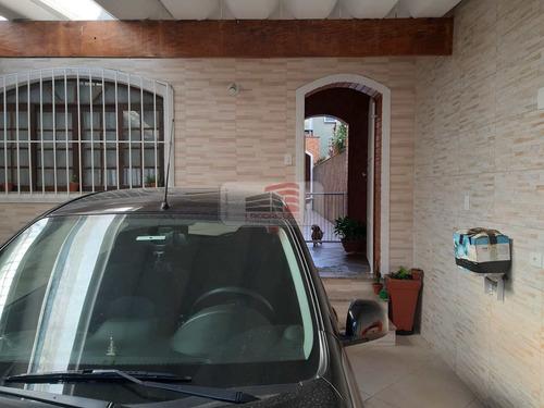 Imagem 1 de 30 de Sobrado Com 4 Dorms, Vila Vianas, São Bernardo Do Campo - R$ 700 Mil, Cod: 2041 - V2041