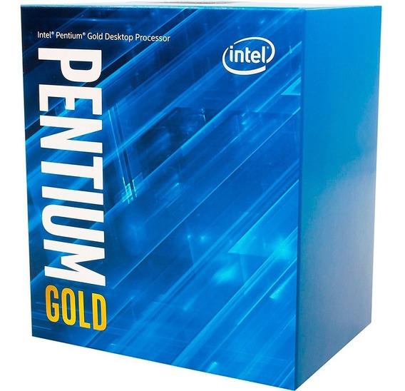 Processador Intel Pentium Gold G5400 4mb 3.7ghz Lga 1151 C/ Garantia Envio Lacrado