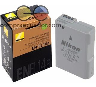 Nikon Repuesto Batería En-el1 Original 1230 Mah