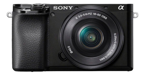 Sony Alpha 6100 16-50mm OSS Kit mirrorless cor preto
