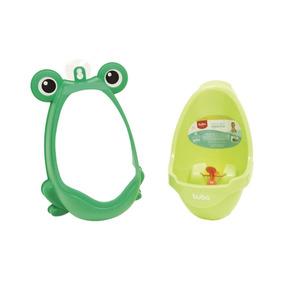 Pinico Buba Baby Mictorio Infantil Sapinho Verde 7274