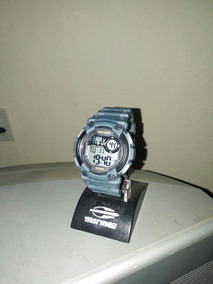 Relógio Mormaii Cinza Original Resistente À 100 Metros Água