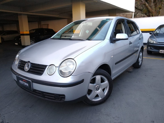 Volkswagen Polo 2.0 Mi 8v Gasolina 4p Manual