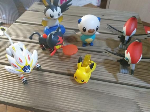 Coleção Mc Donalds Pokemon Valor Unitário