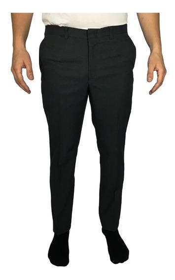 Pantalón Vestir Fantasía Slim Fit