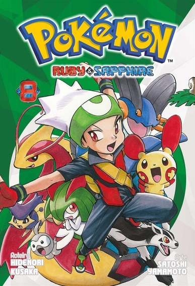 Pokemon Ruby And Sapphire - 08
