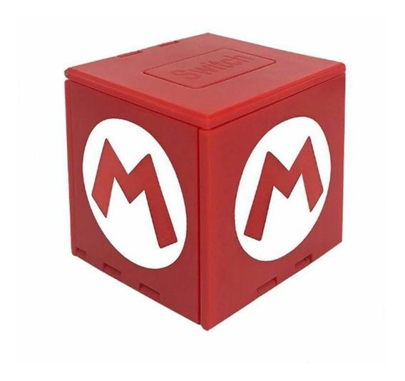 Para Nintend Switch Premium Game Card Case Zelda Para Ninten