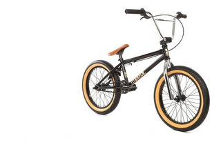 Bmx Bicicleta Fit Eighteen 18 - Purobmx