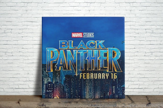 Azulejo Pantera Negra 6 - 20x20