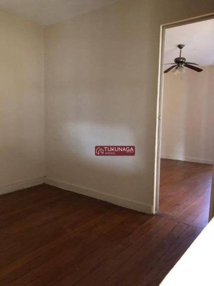 Apartamento Com 1 Dormitório Para Alugar, 45 M² Por R$ 850/mês - Vila Galvão - Guarulhos/sp - Ap2840