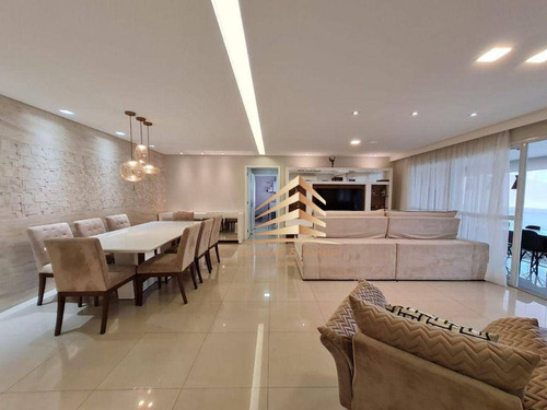 Imagem 1 de 30 de Apartamento No Condomínio Helbor Classic - Bosque Maia, 197m², 4 Dormitórios, 2 Suítes, 3 Vagas. - Ap1217