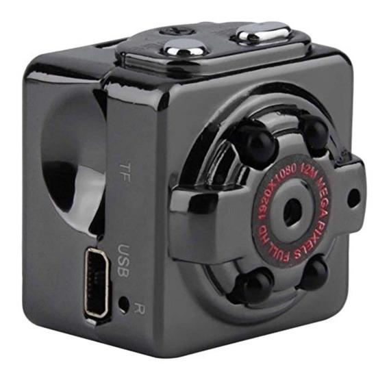 Mini Camara Espia Oculta 1080p Full Hd Fotos 12mp La Mejor