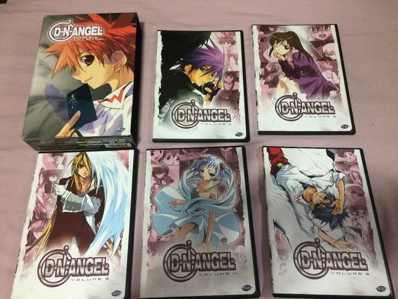 Dnangel Anime Dvd Box Estados Unidos