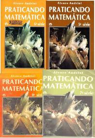 Coleção Completa , Praticando Matemática Antigo