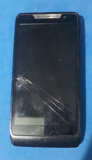 Aparelho Celular Reiser Motorola, Não Liga