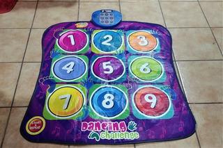 Alfombra De Baile Dancing Challenge Zippy Mat