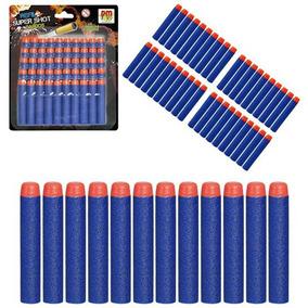 Dardo Super Shot Refil Kit Com 50 Pecas Na Cartela Dm Toys