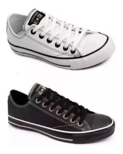 Sapatos C/2 Pares All Star Converse Hiper Barato Adquira Já!