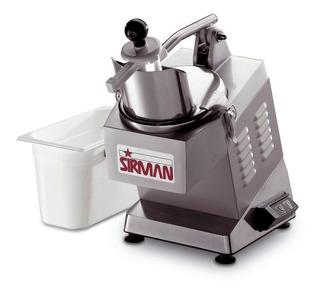 Procesadora Industrial De Vegetales Sirman Tm2 5 Discos