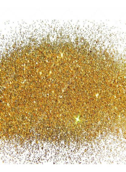 Glitter Gibre Purpurina 1 Kilo Exc Calidad Dorado Promo!!