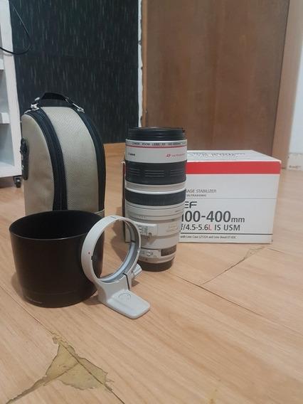 Lente Canon Ef 100-400 Super Zoom