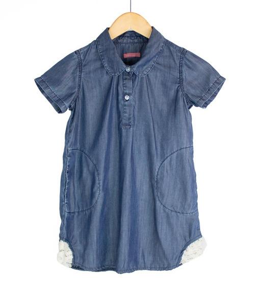 Vestido Innermotion Para Niña Estilo 7165