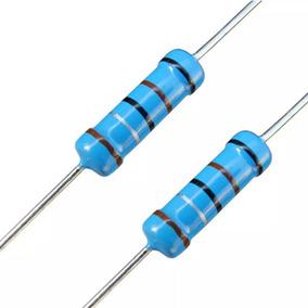 Resistor Metal Film 1k 1w 5% - 100 Peças