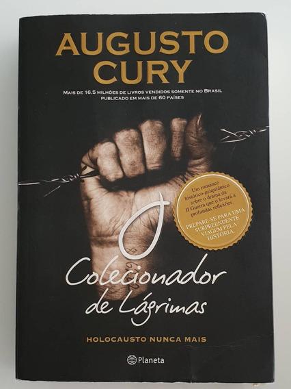 Livro O Colecionador De Lágrimas Por Augusto Cury