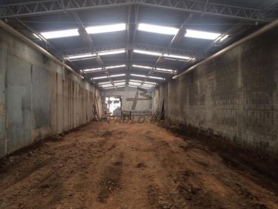 Galpao Industrial - Vila Sao Pedro - Ref: 4586 - L-4586