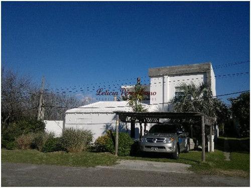 Alquiler Casa De 3 Dormitorios Mas Dependencia En Manantiales- Ref: 14586