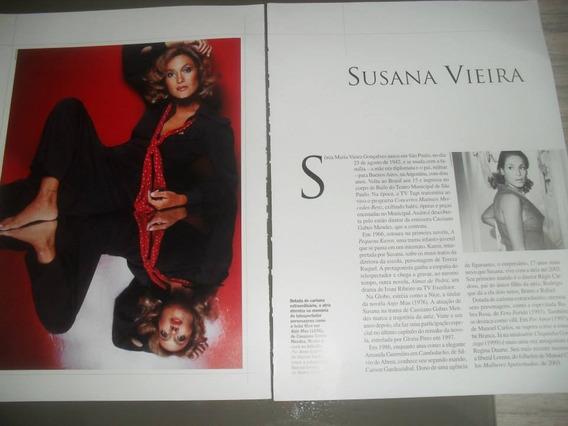 Susana Vieira - Material De Revistas 04