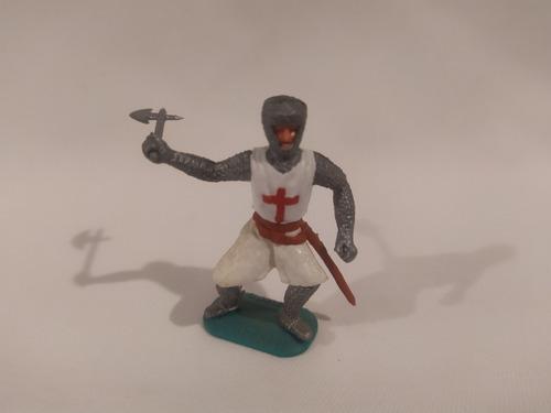 Soldado Cruzado Timpo Toys 1970 Made In England