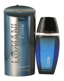 Perfume Lomani Code Masculino Parour Edt 100ml
