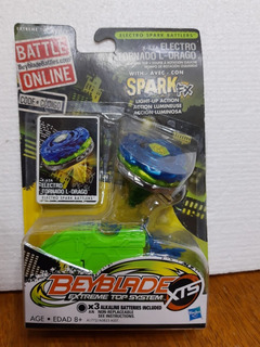 Beyblade Extreme Top System Electro Spark Battlers