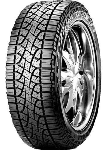 Pneu 255/65r17 110t Scorpion Atr - Pirelli Ca310157