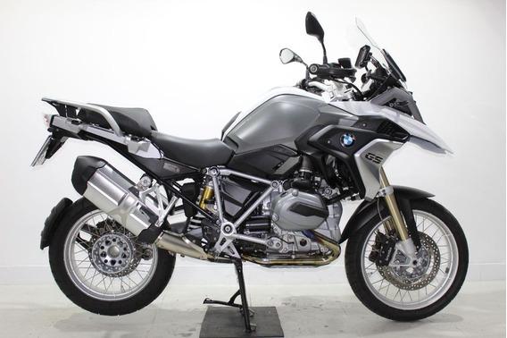 Bmw R 1200 Gs Premium 2018 Branco
