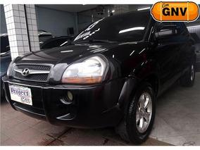 Hyundai Tucson Gls 2;0 Automático Com Gnv E Kit Multimídia -