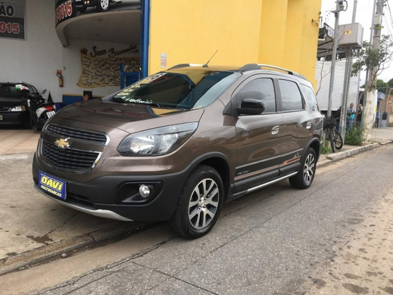 Chevrolet Spin Activ 1.8 (flex) Flex Manual