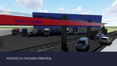 Renta Bodega Nave Industrial, Parque La Bomba Ii Lerma Nueva