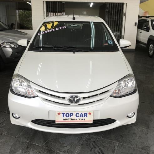 Toyota Etios X 1.3 2017 - Zero De Entrada