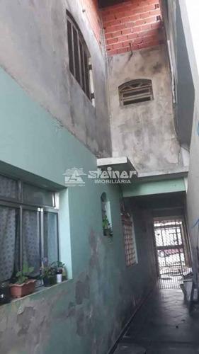 Imagem 1 de 7 de Venda Sobrado 3 Dormitórios Jardim Adriana Guarulhos R$ 300.000,00 - 35545v
