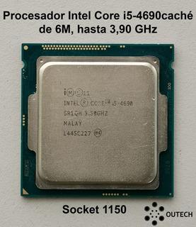 Procesador Intel Core I5-4690 Caché De 6m, Hasta 3,90 Ghz