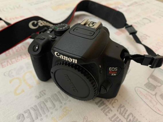 Câmera Cânon T5i + 18-135mm Is Stm + Acessórios Originais
