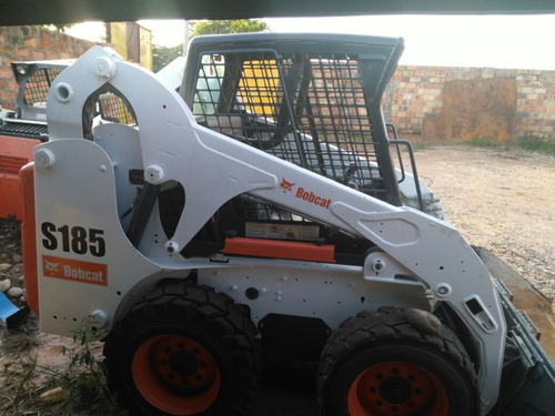 Minicargador Bobcat S185 Modelo 2012