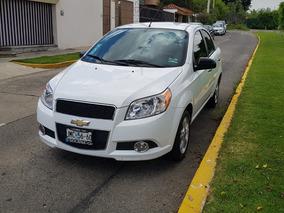 Chevrolet Aveo 1.6 Ltz L4 Man Mt, Un Dueño, El Más Equipado