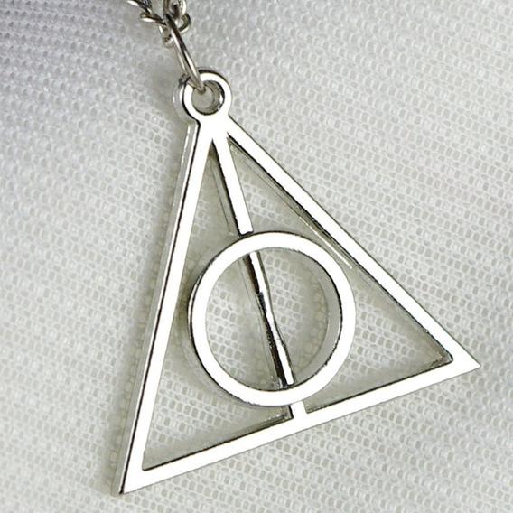 Corrente Reliquias Da Morte - Harry Potter