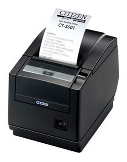 Impresora Termica Directa Citezen Ct-s610