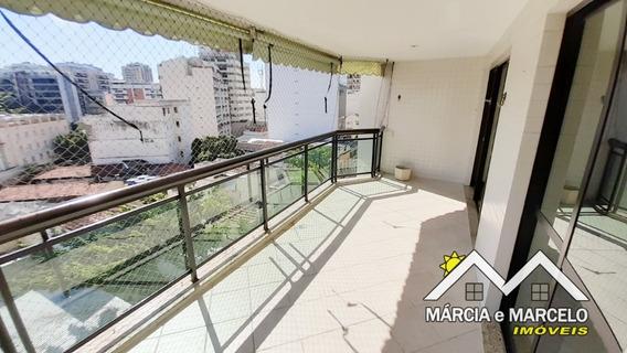 Apartamento 3 Quartos, Aluguel Rua Arnaldo Quintela Botafogo