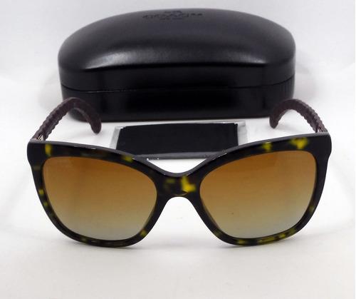 a170bcba80 Lentes Sol Chanel 5288-q Tortoise Café Degradé Polarizados M