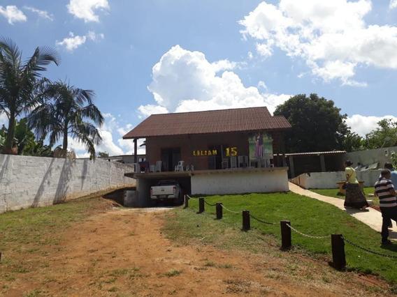 Chácara Em Chácara Recreio Internacional, Suzano/sp De 60m² 2 Quartos À Venda Por R$ 350.000,00 - Ch319087